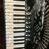 Italian Accordion 96 Bass