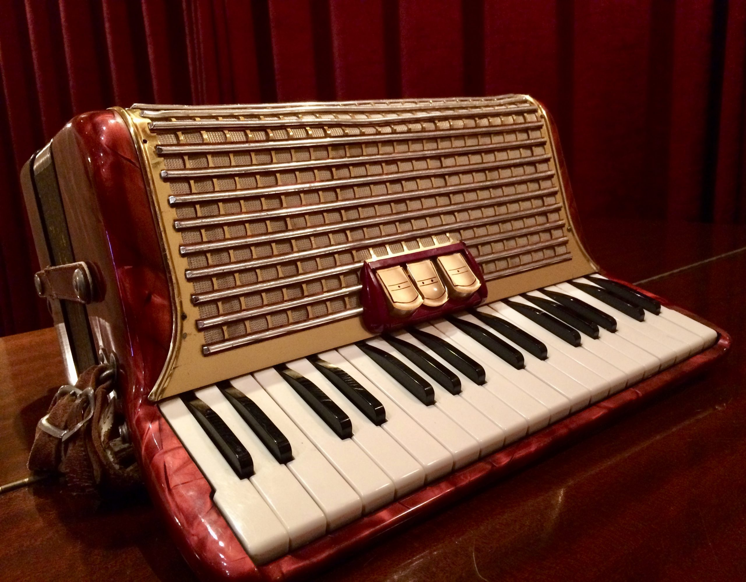 Selling Accordion