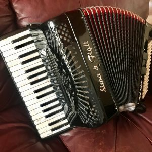 New Italian Accordion
