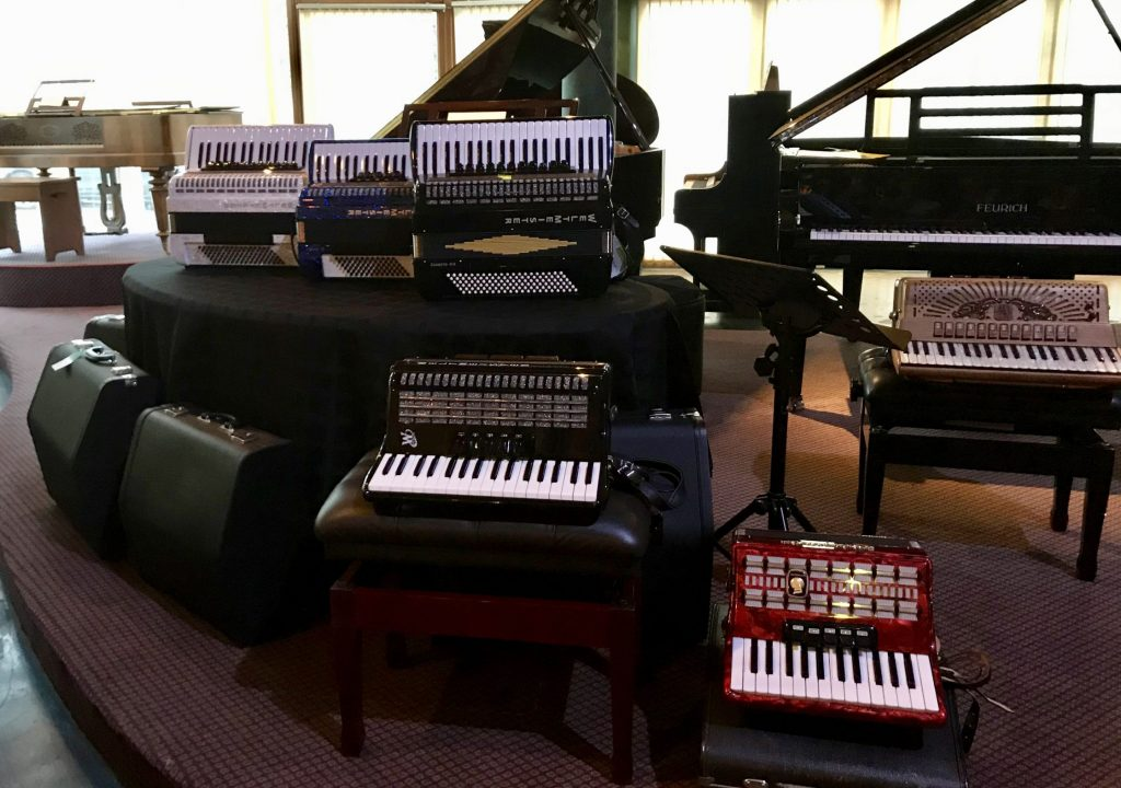 New Accordions in stock